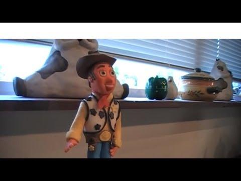Como modelar el cowboy de Toy Story parte 3/Toy story cowboy topper
