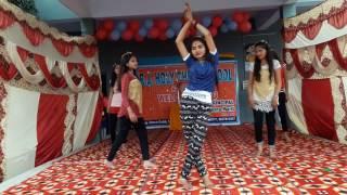 Oscar beautiful dance by R.J Holy Child School's girls