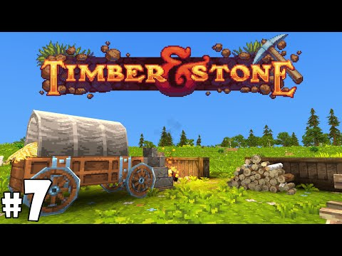 Timber and Stone 1.6 - Episode 7 - The Fence System
