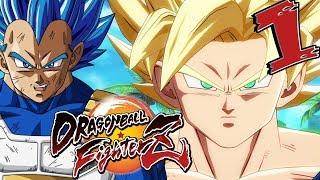 "Download Lagu ""I AM IN KAKAROT"" Vegeta Plays Dragon Ball FighterZ - Part 1 Gratis STAFABAND"