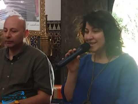 الجمهور التطواني في لقاء مباشر مع الفنانة أميمة الخليل