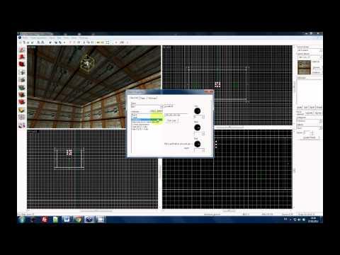 Первое знакомство с зонами visarea и онлайн видео far cry sand box editor - как сделать мод - урок 4