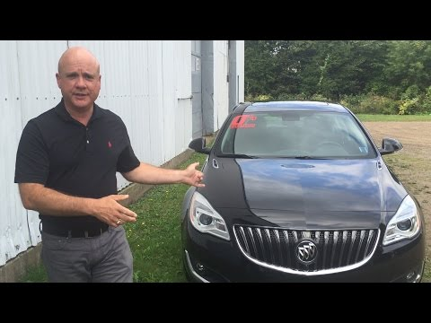 2016 Buick Regal Turbo Road Test and Review |  Pye Chevrolet Buick GMC Truro NS Stock #16065