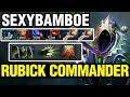 RUBICK COMMANDER - SexyBamboe - Dota 2