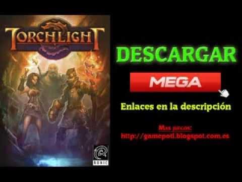 Descargar Torchlight [PC] [ESPAÑOL] [MEGA]
