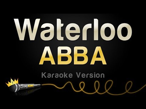 ABBA - Waterloo (Karaoke Version)