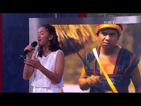 Performance Lyodra Margaretha Ginting - Tanah Airku