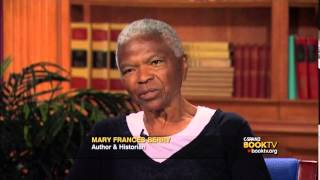 Book TV In Depth: Mary Frances Berry
