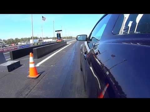 Evolution Performance 2011 Ford Mustang GT goes 9.68 @ 151 MPH @ Atco