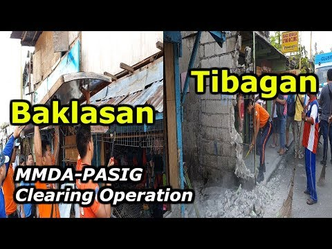 WESTBANK ROAD, NAGULANTANG! Maybunga, Pasig! Clearing Operation Update 2019