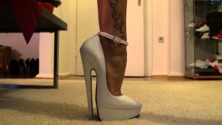 EXTREME STILETTO HIGH HEELS BY TAMIA