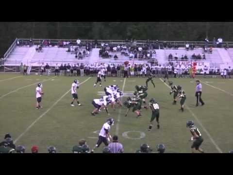 Gray Baker #11 - Richlands High School - Junior Highlights
