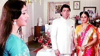 Gharana - Part 13 Of 17 - Rishi Kapoor - Meenakshi Sheshadri -Superhit Bollywood Movies