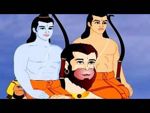 Pavanputra Hanuman - English Animated Story 10/12