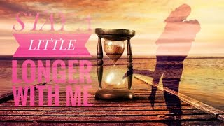Stay a little longer with me//Anushka Shahaney//Half Girlfriend//Lyrical video..