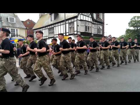 Exmouth Speed March