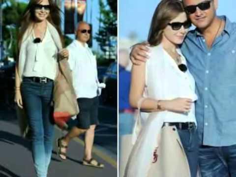 Nancy Ajram Fadi Wedding video
