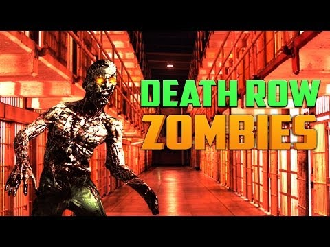 DEATH ROW ZOMBIES ★ Call of Duty Zombies