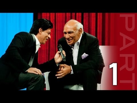 Shah Rukh Khan In Conversation With Yash Chopra - Part 1
