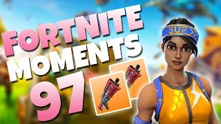 THIS NEW TAC TRICK IS BROKEN!! (NEW DOUBLE PUMP META) | Fortnite Daily Funny and WTF Moments Ep. 97