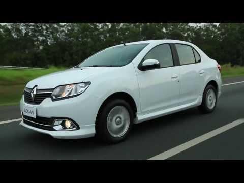 Novo Renault Logan 2014   Detalhes