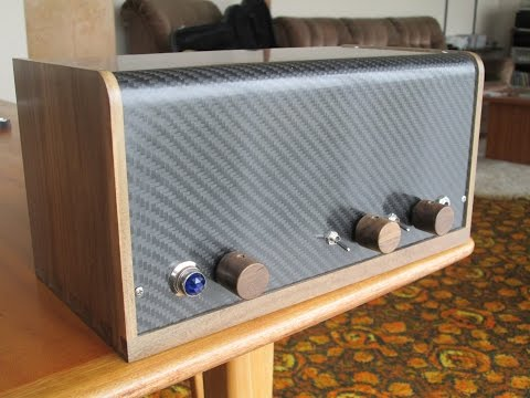 Small Tube Amp Build. Start To Finish
