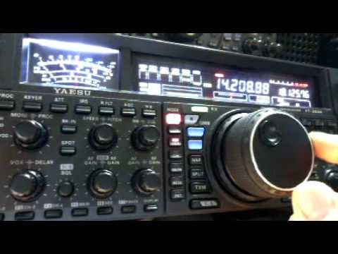 YAESU ft2000.wmv