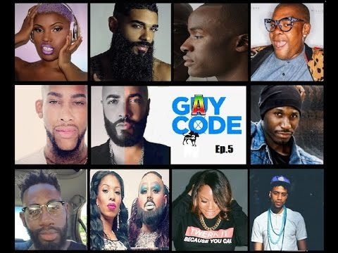 #105: GAY CODE | Crystal Meth, Gay Film Classics, Stereotypes, & Bisexuality