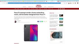 Poco F2 is just a month away..FLIPKART HINTS LAUNCH :)