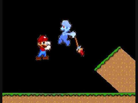 MARIO VS SHADOW MARIO