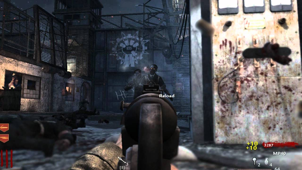 ocean of games call of duty waw zombies mod