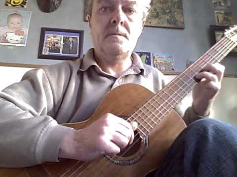 ALLEGRO MODERATO-Ferdinando Carulli- classical guitar