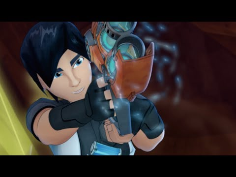 Slugterra: Ghoul From Beyond - OFFICIAL TRAILER HD