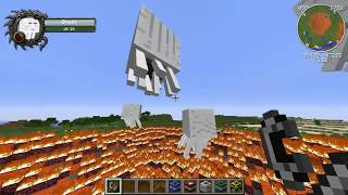 Minecraft Too Much TNT - Eğlenceli TNT Modu