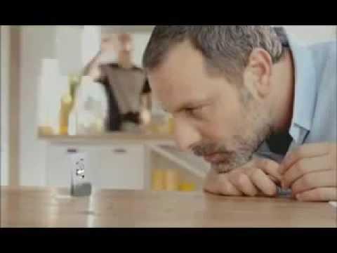 Озан Гювен в рекламе чая