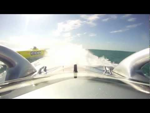 Spirit of Qatar 96 racing in Key West at SBI world championship 2012