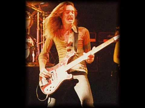 Metallica - Cliff Lee Burton September 26 1986 Solnahallen Last Solo Final Gig