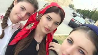 Beautiful Chechen brides 2015