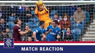 download lagu Reaction  Jak Alnwick  Rangers 2-1 Hearts gratis