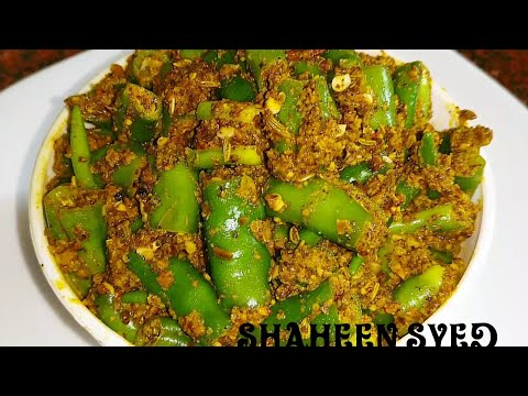 Green chilli Pickle | Hari Mirchi Ka Sukha Achar | Zero Oil Recipe | Pickle Recipes