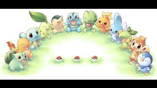 Top 10 Most Popular Starter Pokemon