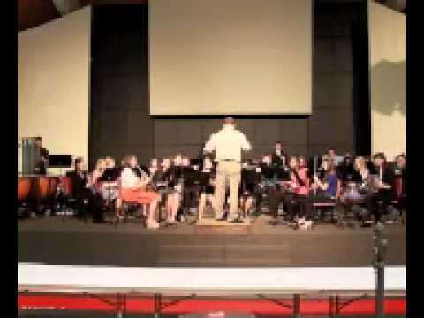 Pantego Christian Academy Concert Band 2013