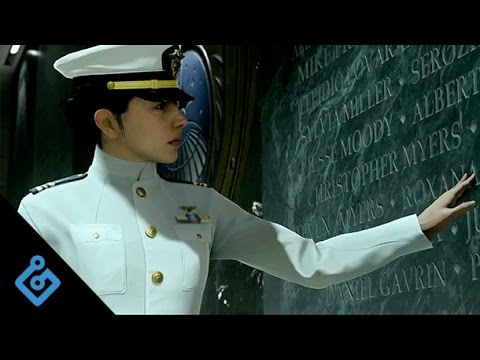 Call Of Duty: Infinite Warfare's NASA/Navy Influences