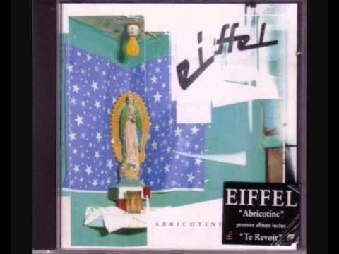 Eiffel - Abricotine Quality Street