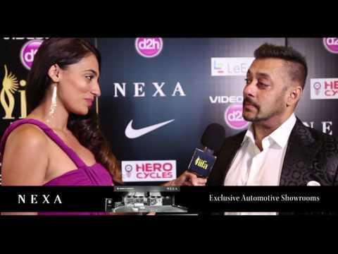 Salman Khan at IIFA 2016