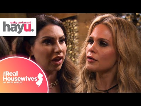 Jennifer Tries to Make Amends With Jackie | Season 10 | Real Housewives of New Jersey