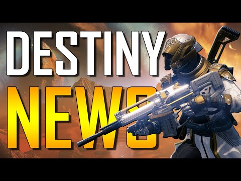 Destiny News - Mercury Confirmed! New Raid Info! White PS4 Unboxing!