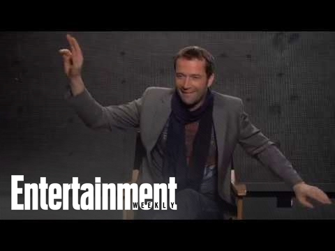 'The Following' star James Purefoy takes the EW Pop Culture Personality Test