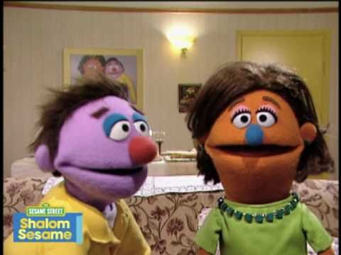 Shalom Sesame: Les Matzarables