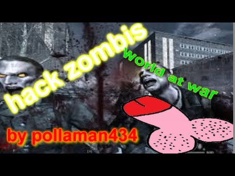Como hackear call of duty world at war Zombies PS3-español 2013